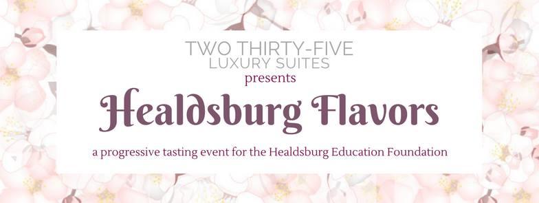 Healdsburg Flavors