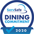 ServSafe Dining Commitment Award 2020
